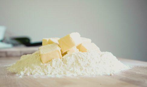 あまった無塩バター