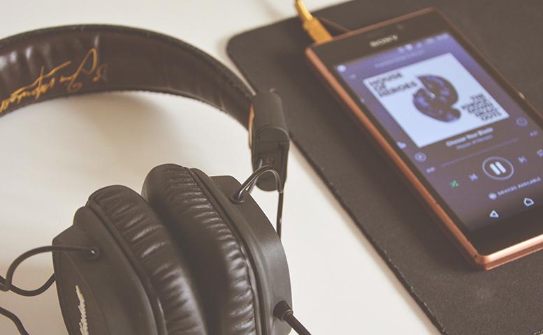 音楽配信サービス